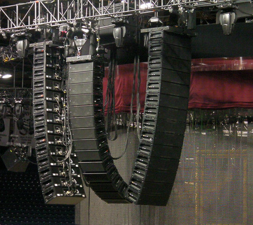 Meyer Sound Melodie Compact Linearray Speaker